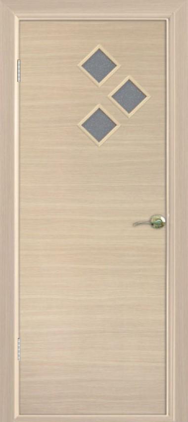 Межкомнатная дверь ростра орхидея до белоснежный