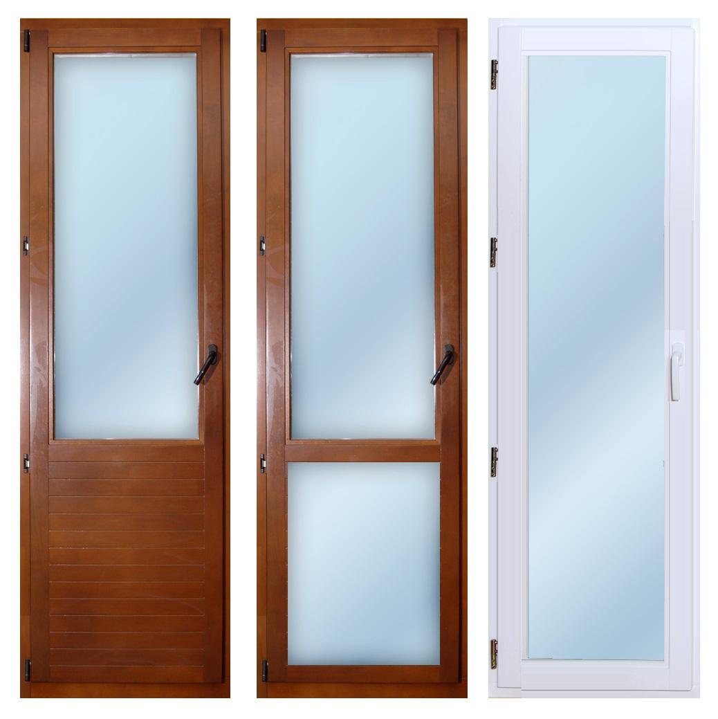 Дверь балконная со стеклом цена.